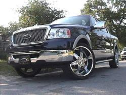 htownsmercurys 2006 Ford F150 Regular Cab