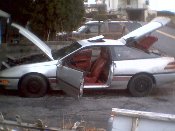 Another christafuc 1989 Ford Probe post... - 9001275
