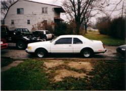 lincolnlsc21mans 1986 Lincoln Mark VII