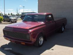 Darrens71s 1971 Chevrolet C/K Pick-Up