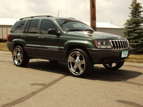 jordy347 2002 Jeep Grand Cherokee Specs Photos Modification Info