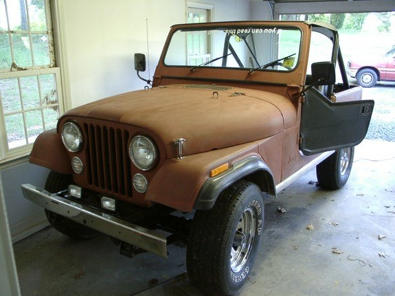 Another under_h2o 1980 Jeep CJ7 post... - 8617895