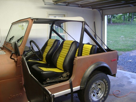 Another under_h2o 1980 Jeep CJ7 post... - 8617897