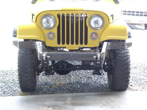 Another under_h2o 1980 Jeep CJ7 post... - 8617914