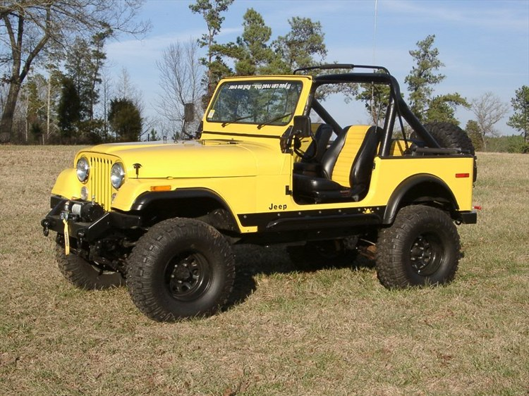 Under H2o 1980 Jeep Cj7 Specs Photos Modification Info At Cardomain