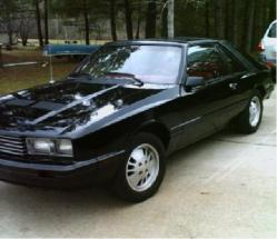 B-RAD-Gs 1981 Mercury Capri