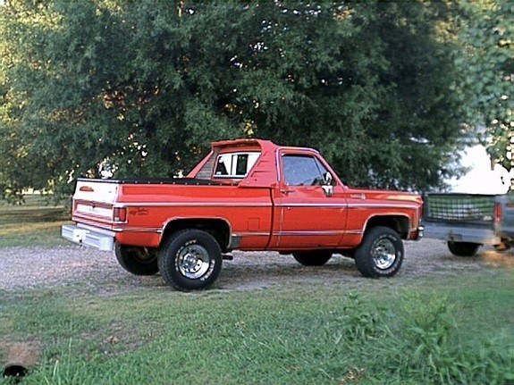 Another ChevyTruckMan13 1979 Chevrolet Scottsdale post... - 8630486