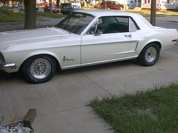 Another mattswabb 1968 Ford Mustang post... - 8622039