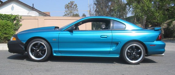 Another SM0k3 1995 Ford Mustang post... - 8624570
