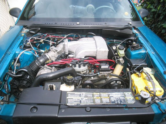 Another SM0k3 1995 Ford Mustang post... - 8624571