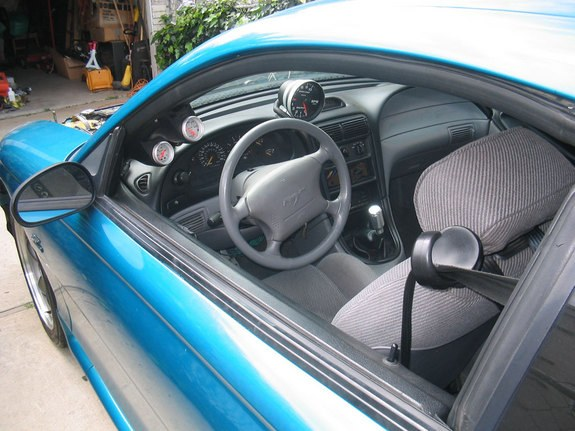 Another SM0k3 1995 Ford Mustang post... - 8624572