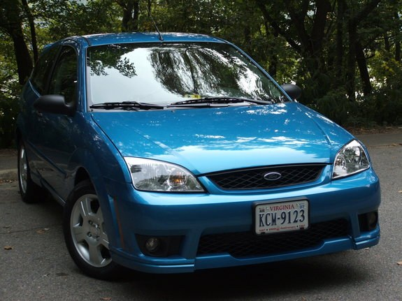 Another Strangewingz 2007 Ford Focus post... - 8757333