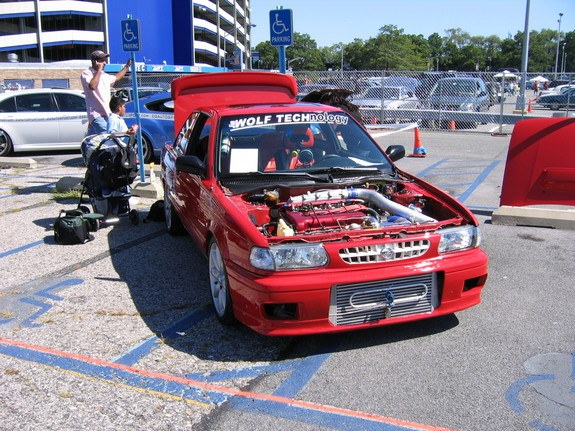 Another teamjap 1993 Nissan Sentra post... - 8625666