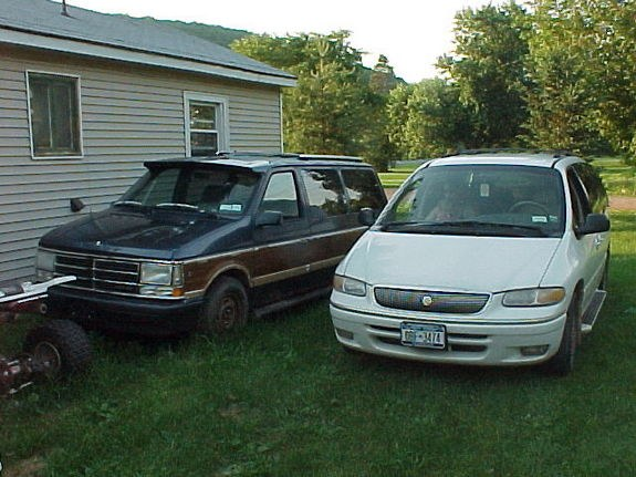Xtreme25t 1997 Chrysler Town  U0026 Country Specs  Photos  Modification Info At Cardomain