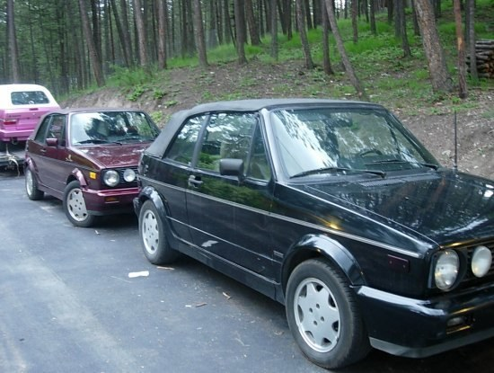 Another luckymcgee 1992 Volkswagen Cabriolet post... - 8625874
