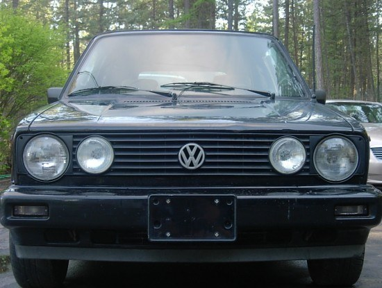 Another luckymcgee 1992 Volkswagen Cabriolet post... - 8625875