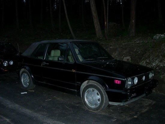Another luckymcgee 1992 Volkswagen Cabriolet post... - 8625881