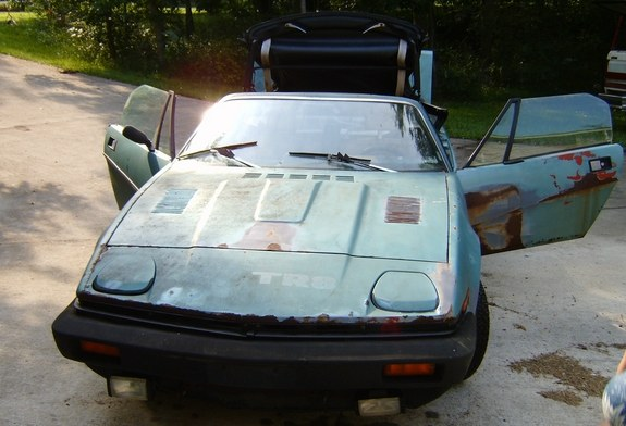 Another nancjnx 1980 Triumph TR7 post... - 9749110