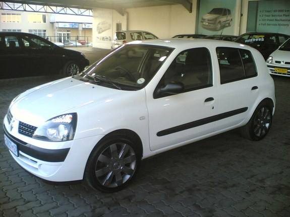 ebenclio 2003 renault clio specs photos modification info at cardomain. Black Bedroom Furniture Sets. Home Design Ideas