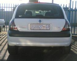 EbenClios 2003 Renault Clio