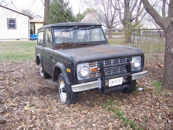 Funky 1975 Ford Bronco Specs Crest - Electrical Circuit Diagram ...