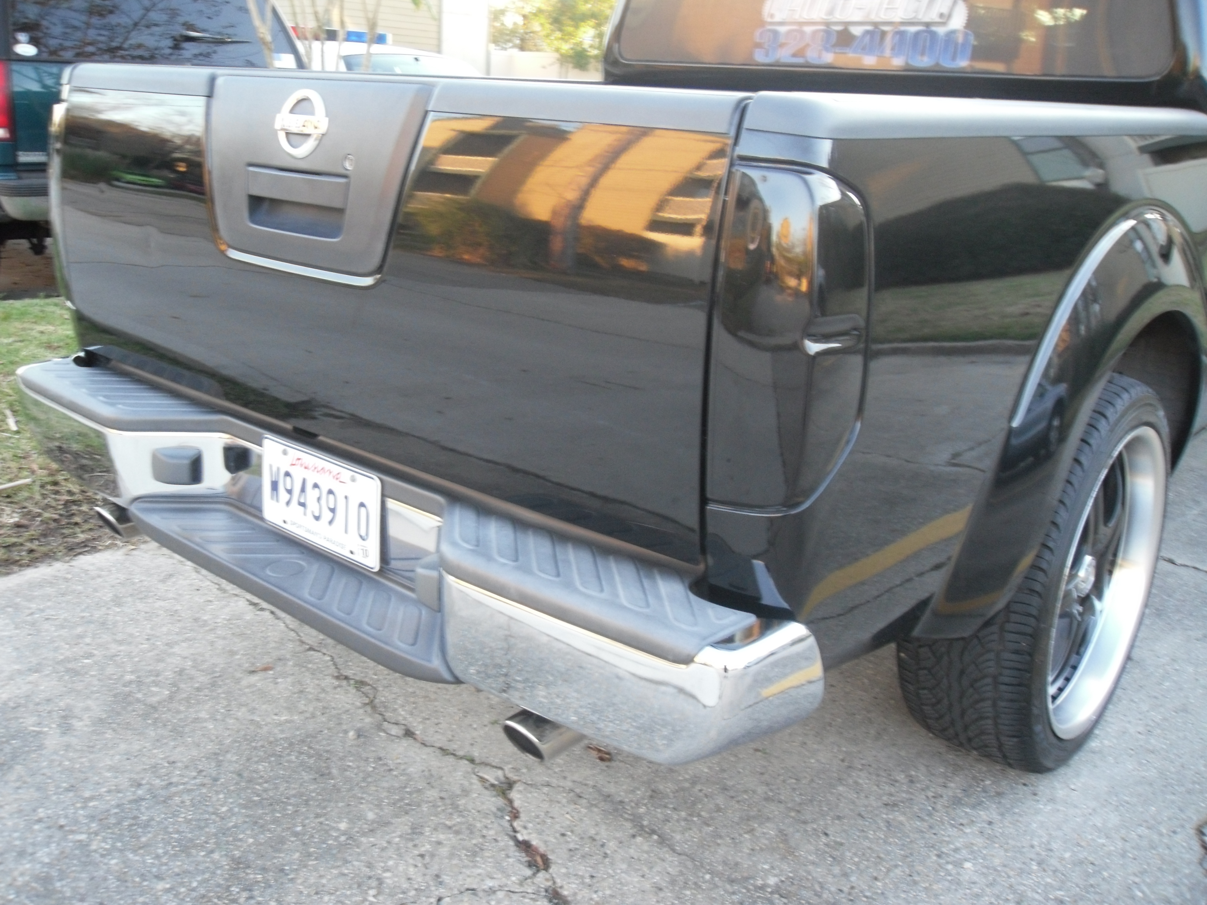 Another stoopid331 2006 Nissan Frontier Regular Cab post... - 8628145