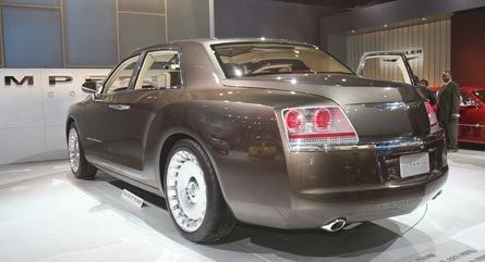 pebden 2007 Chrysler Imperial 8628816