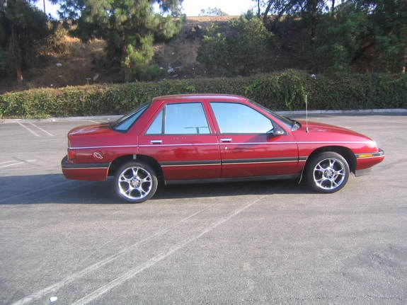 Another BIGTYMMER99 1988 Chevrolet Corsica post... - 8701347