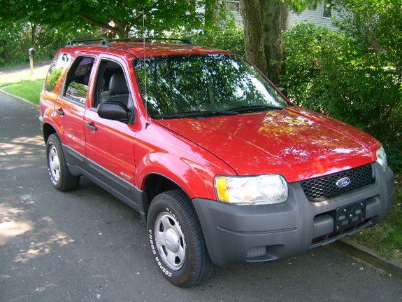 Another Fraychild 2002 Ford Escape post... - 8630771