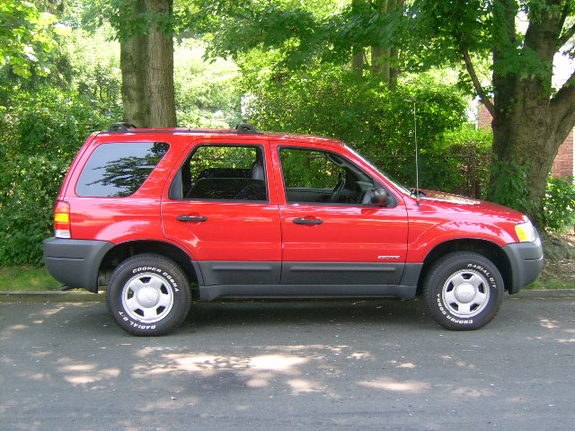 Another Fraychild 2002 Ford Escape post... - 8630772