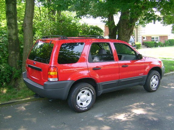 Another Fraychild 2002 Ford Escape post... - 8630773