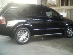 SeniorJunior 2005 Ford Territory