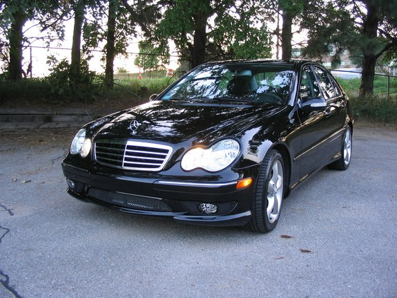 Another RaIgN 2006 Mercedes-Benz C-Class post... - 8632421