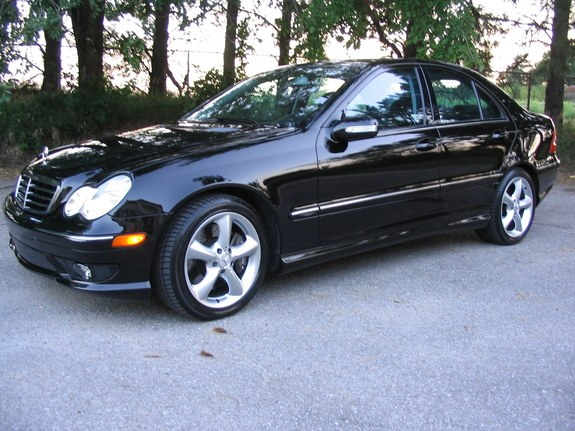 Another RaIgN 2006 Mercedes-Benz C-Class post... - 8632422