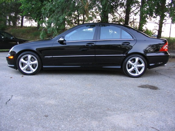 Another RaIgN 2006 Mercedes-Benz C-Class post... - 8632423