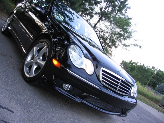 Another RaIgN 2006 Mercedes-Benz C-Class post... - 8632431