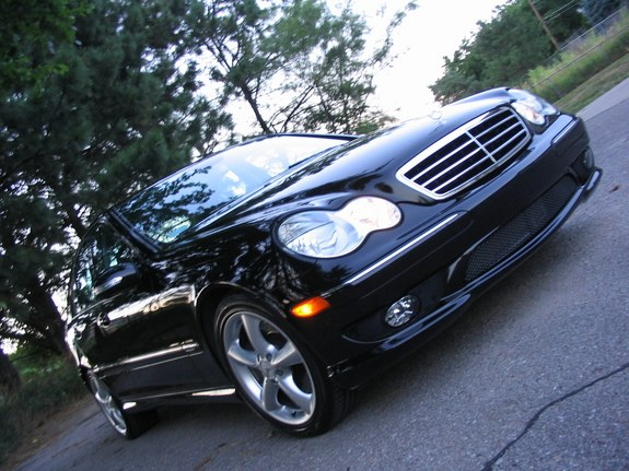 Another RaIgN 2006 Mercedes-Benz C-Class post... - 8632432
