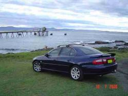 DonkeyLS1 2002 Holden Berlina