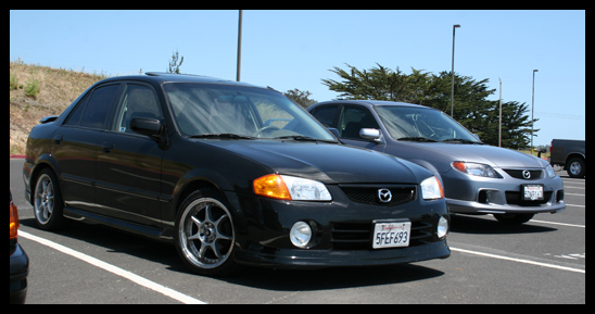 Another Sk8ter05 2000 Mazda Protege post... - 8635867