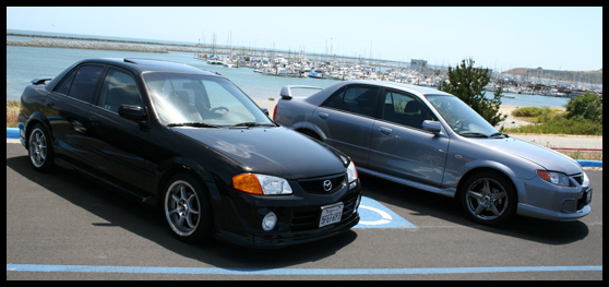 Another Sk8ter05 2000 Mazda Protege post... - 8635868