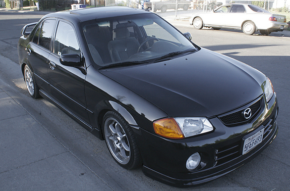 Another Sk8ter05 2000 Mazda Protege post... - 8635874