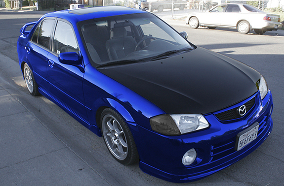 Another Sk8ter05 2000 Mazda Protege post... - 8635876