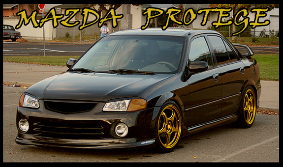 Another Sk8ter05 2000 Mazda Protege post... - 8635886