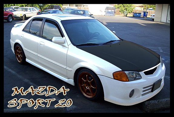 Another Sk8ter05 2000 Mazda Protege post... - 8635887