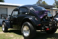 1BlackWidows 1972 Volkswagen Beetle