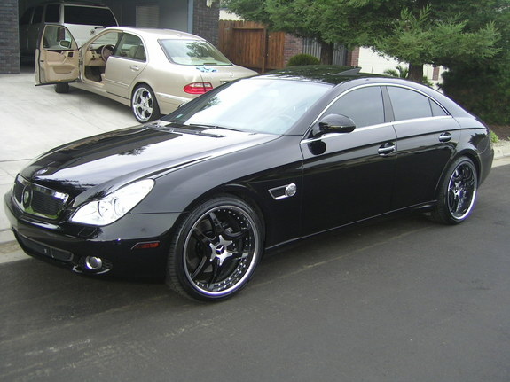 tripleblack19190 2006 mercedes benz cls class specs. Black Bedroom Furniture Sets. Home Design Ideas