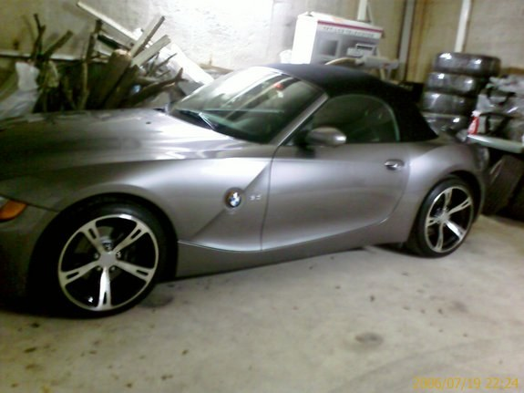 Frk42 2004 Bmw Z4 Specs Photos Modification Info At