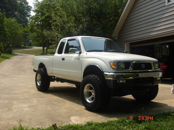 Another Wesly 1995 Toyota Tacoma Xtra Cab post... - 8637279
