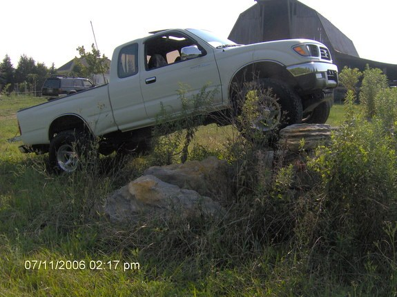 Another Wesly 1995 Toyota Tacoma Xtra Cab post... - 8637283