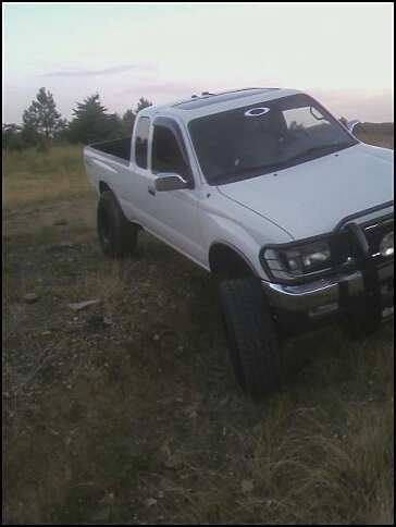 Another Wesly 1995 Toyota Tacoma Xtra Cab post... - 8637294
